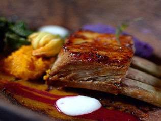 Sweet and Sour Ribs That Fall Off the Bone and Into Your Mouth