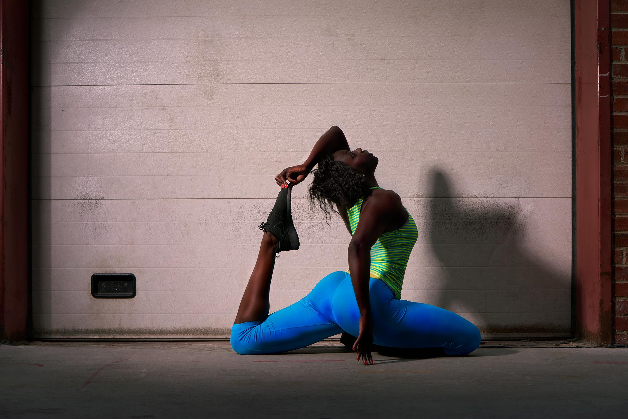 babaye yoga pose