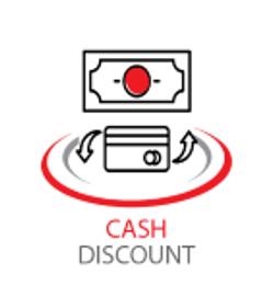 CASH DISCOUNT