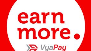 Earn more, sell more as a VyaPay partner