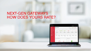 How would you rate your payment gateway?