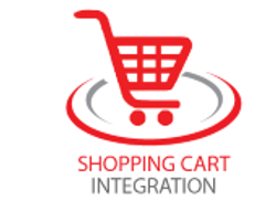 Easily integrate your online shopping cart for convenience.