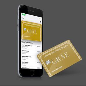 GRAE Investors Card