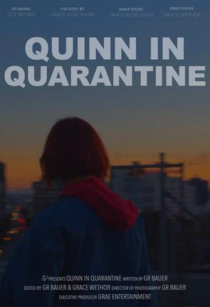 Quinn In Quarantine - A Film About Cystic Fibrosis