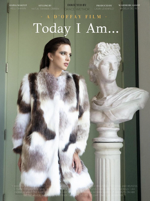 Today I Am - Directed By Grace Wethor