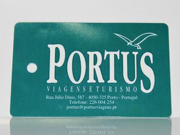 Cartao de Plastico PORTUS.JPG