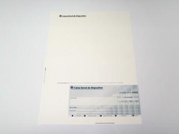 Carta Cheque CAIXA GERAL DE DEPOSITOS.JP