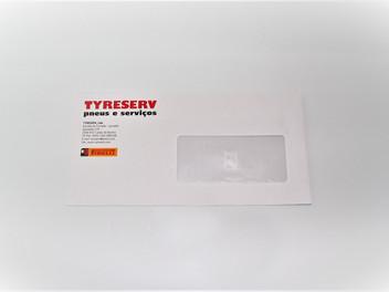 Envelope TYRESERV.JPG