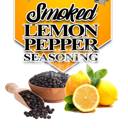 Smoked Lemon Pepper Seasoning