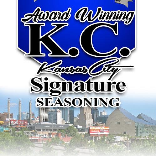Award Winning Kansas City Signature Seasoning