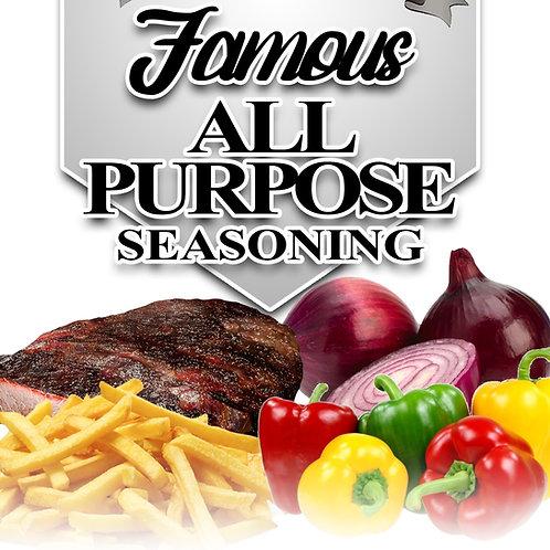 Greedyman's Famous All Purpose Seasoning
