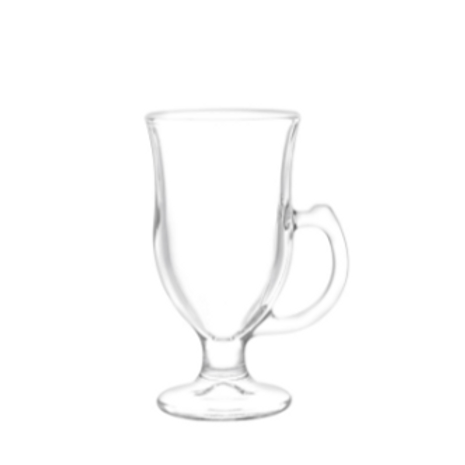 Irish Coffee 8 Ounces Glass        Item # 0343AL24