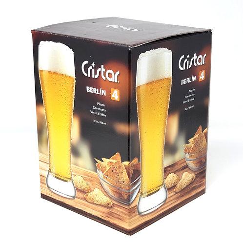 GB BERLIN Beer Pilsner Glass  Item # 0393EL4HE