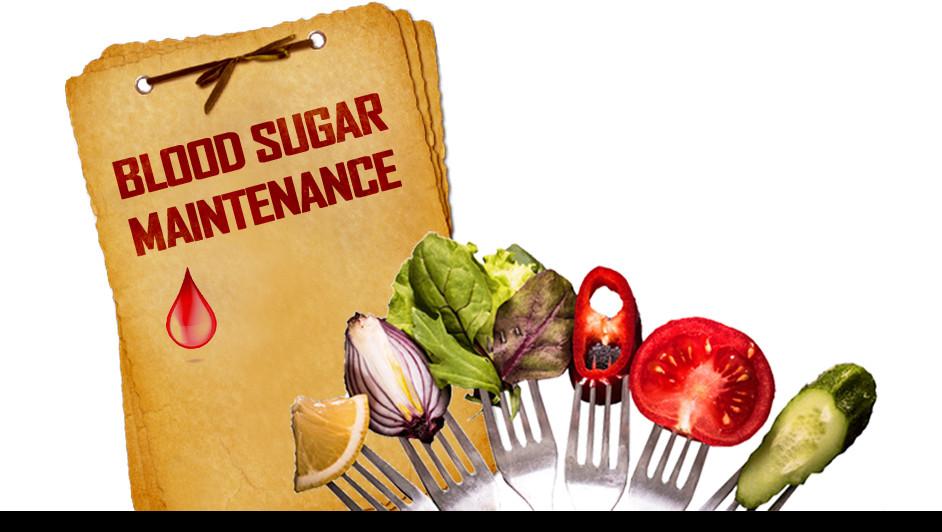 Blood Sugar Maintenance