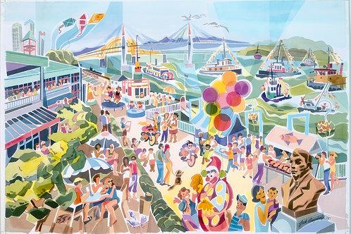 Fraser River Tugboat Festival
