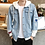 Thumbnail: Men's Retro Denim Jacket