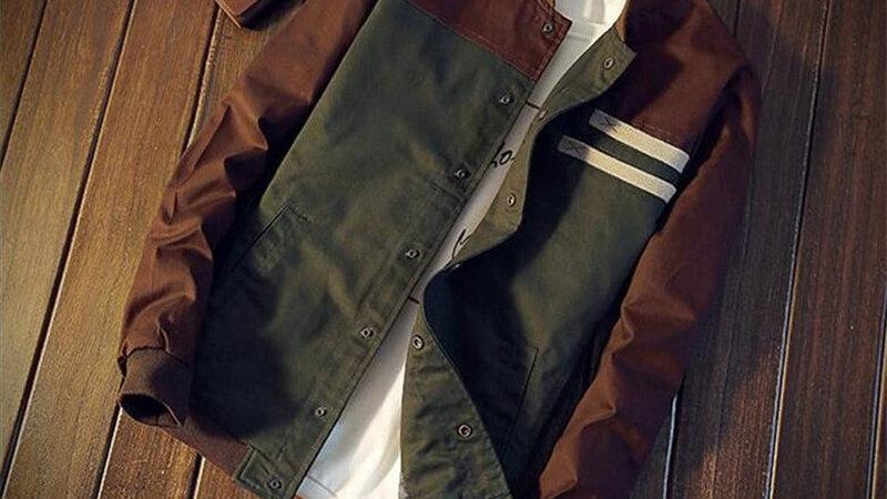 Men's Casual Mountainskin Jacket
