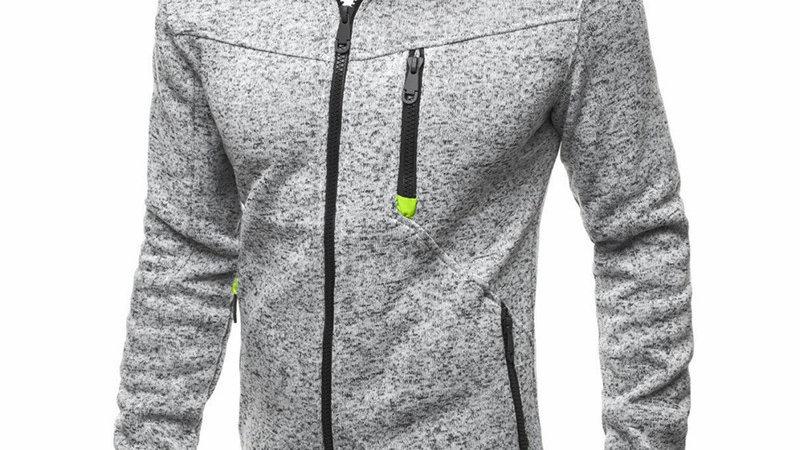Covrlge Hooded Track Jacket
