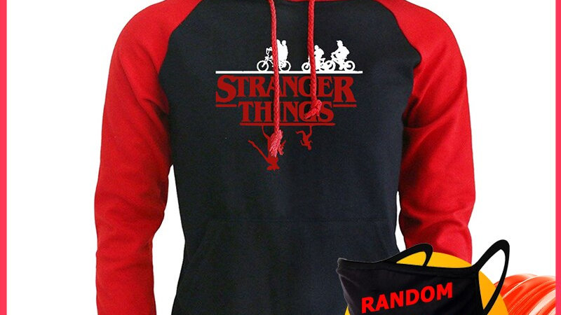 Men's Stranger Things Hooded Sweatshirt