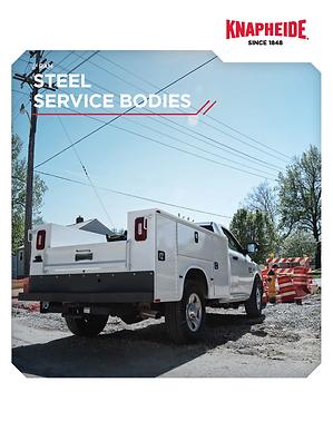 Cover - Ram Steel Service Body Literatur