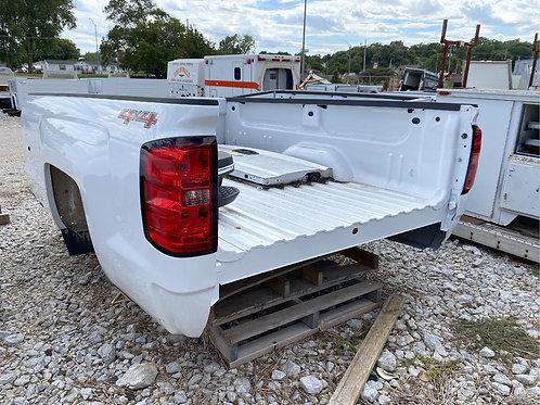 NEW Chevrolet 2018 2500HD Pickup Box 8'