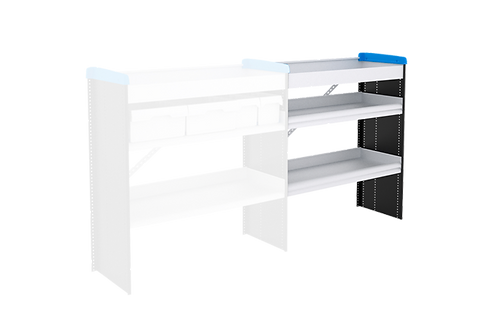 SHELF STAXX EXTENSION 4460-2 VAN SHELVING