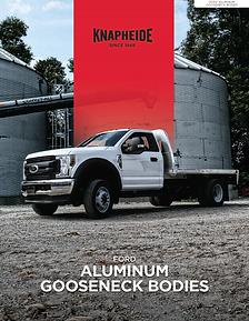 Cover - Ford Aluminum Gooseneck Bodies L