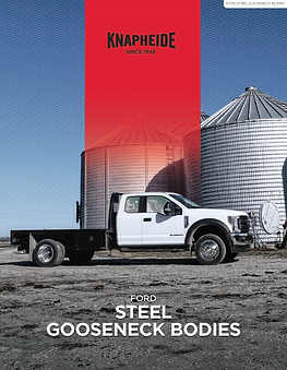 Cover - Ford Steel Gooseneck Bodies Lite