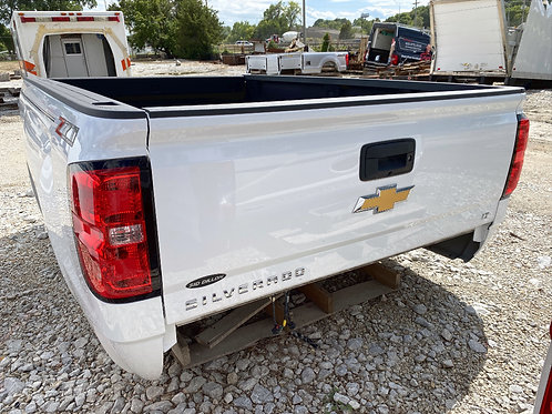 NEW Chevrolet 2016 2500HD Pickup Box 8'