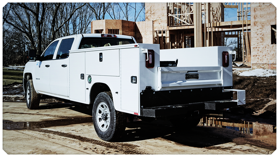 Knapheide Service Bodies - Steel & Alumi