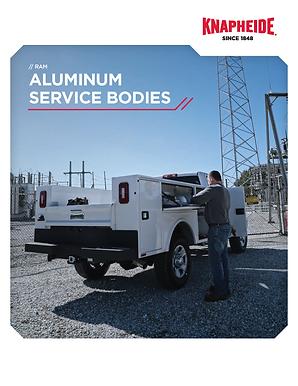 Cover - Ram Aluminum Service Body Litera