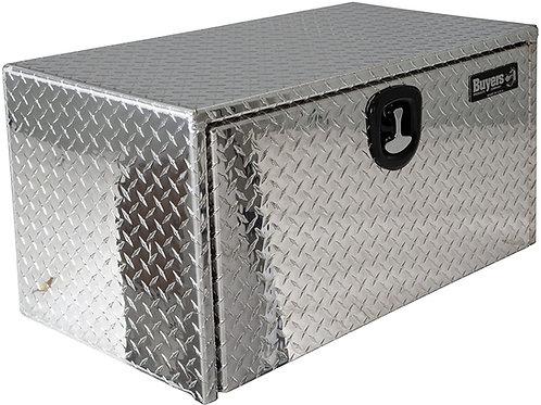 "Buyers Products Diamond Tread Aluminum Underbody Toolbox 24"" x 24"" x 30"""
