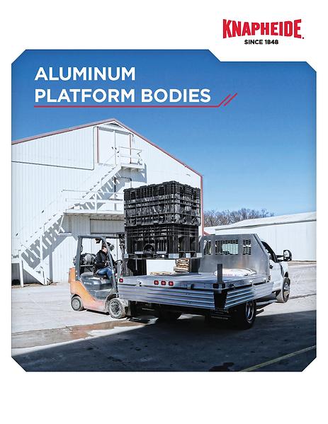 Cover - Aluminum Platform Bodies Literat