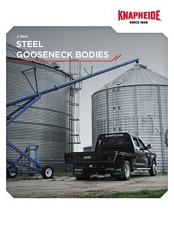 Cover - Ram Steel Gooseneck Bodies Liter