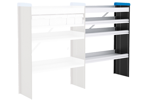 SHELF STAXX EXTENSION 4480-2 VAN SHELVING