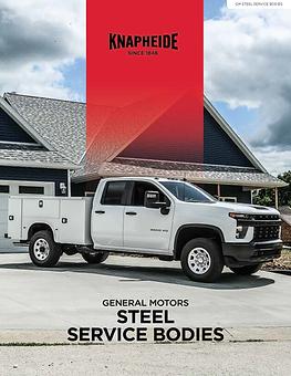 Cover - GM-Steel-Service-Body-Literature
