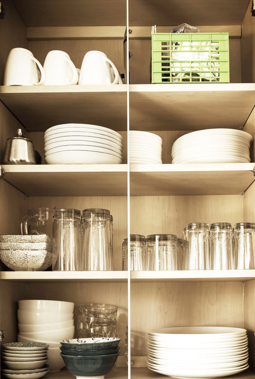 Keeping A Kitchen Organized