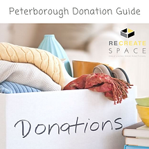 Where to donate in Peterborough