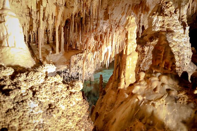 Chrystal and Fantasy caves