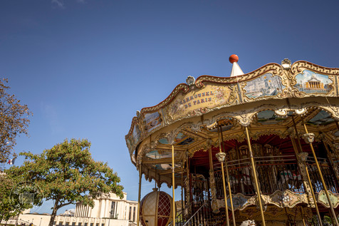 Carrousel de Paris, France