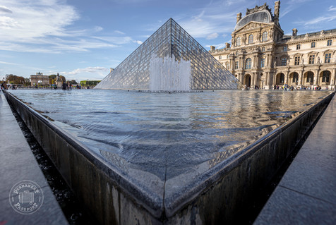 Louvre Museum, Paris - France