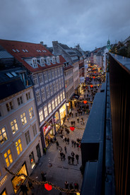 Købmagergade Street, Copenhagen