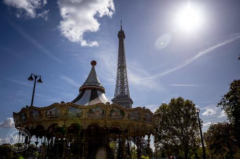 Carrousel de Paris, France