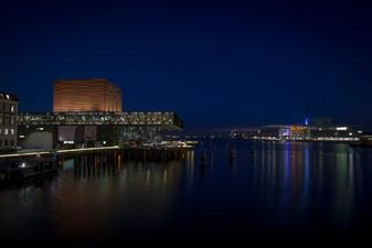 Royal Danish Playhouse and Copenhagen Opera House