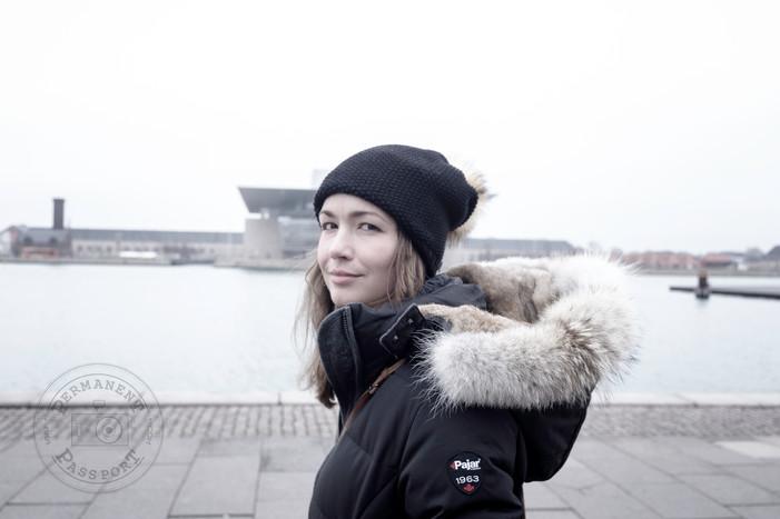 Sarah and Copenhagen Opera House