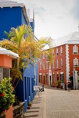 St George's streets, Bermuda