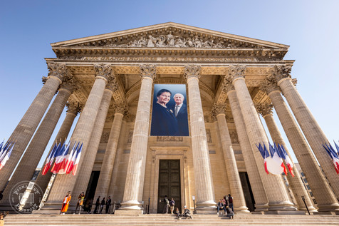 Panthéon, Place du Panthéon, Paris, France