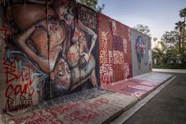 Berlin Wall Segments