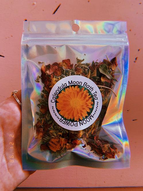 Calendula Moon Bath Tea (Individual)