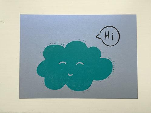 Hi Cloud